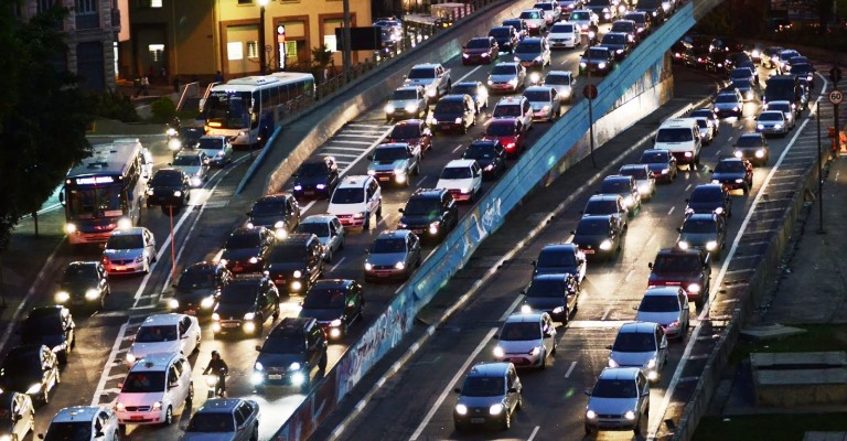 Sete cidades brasileiras aparecem no maior índice de tráfego mundial durante a quarentena
