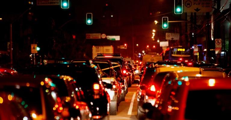 O Trânsito e as Cidades