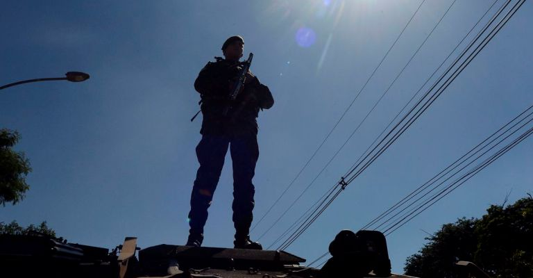 Eleições: tropas federais reforçarão 500 localidades