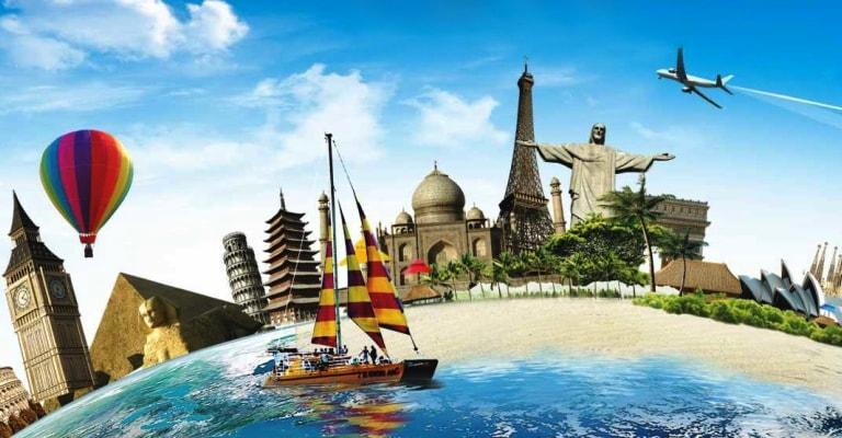 Turismo internacional cresce no mundo, mas recua no Brasil