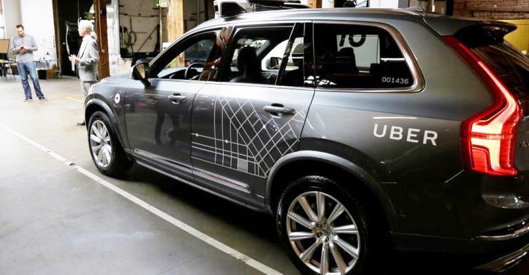 Uber pretende comprar 24 mil veículos autônomos