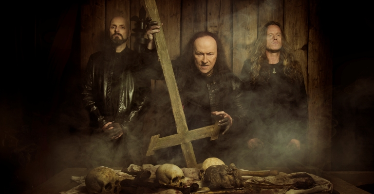 Venom anuncia novo álbum de estúdio Storm The Gates
