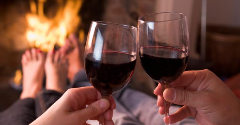 Consumo diário de vinho é maior na terceira idade
