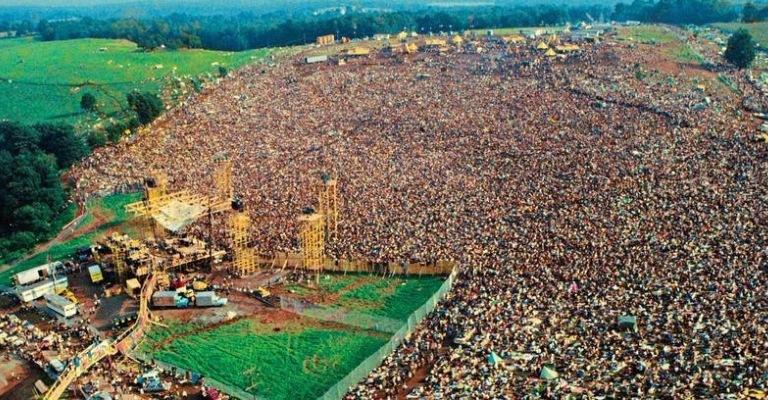 Woodstock especial de 50 anos deverá ser realizado próximo a Washington