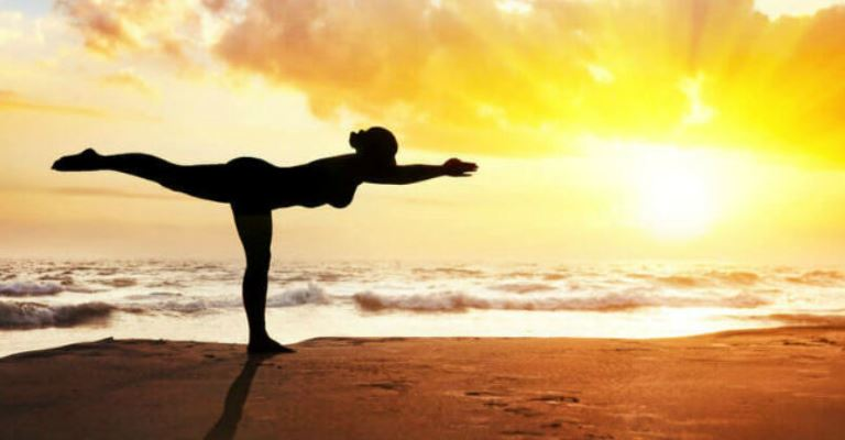 Yoga para fortalecer os músculos