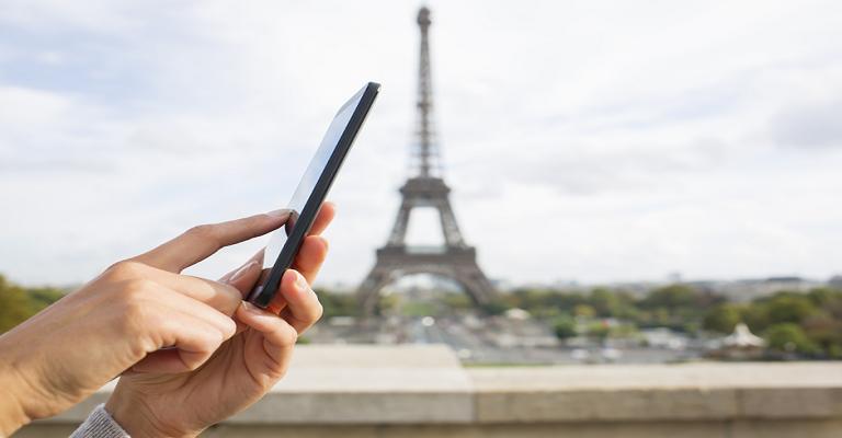Férias longe do seu smartphone