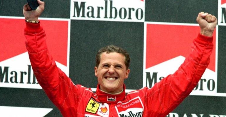 """Aos 50, Michael Schumacher continua sendo """"gigante"""" admirado"""