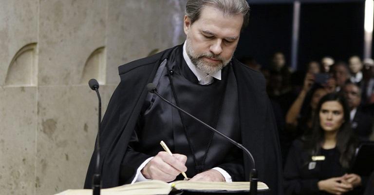 Eleição no Senado e a decisão de Dias Tofolli