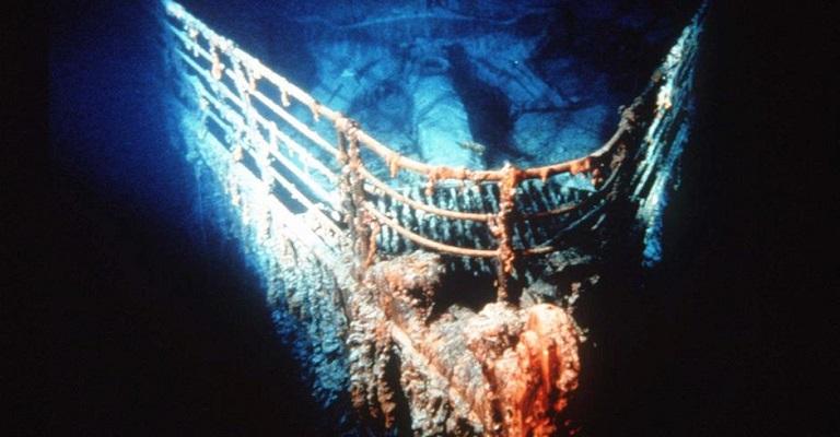 Empresa oferece viagem de submarino ao Titanic