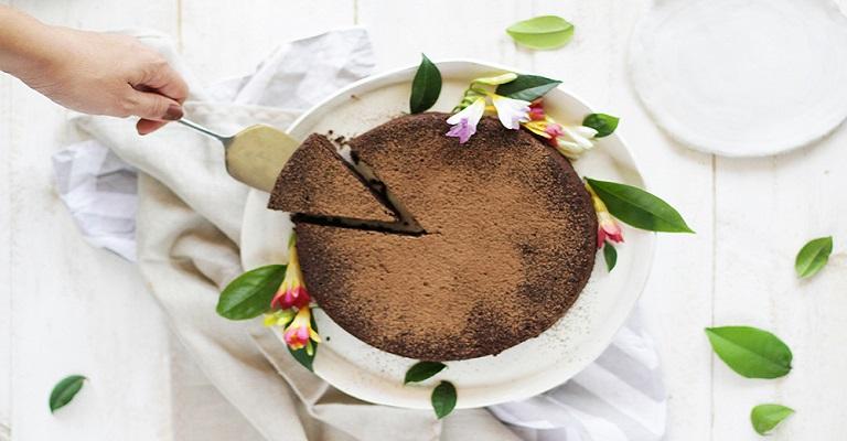 Dizem que esta torta de chocolate é a mais saudável do mundo