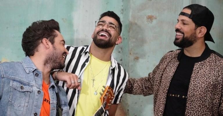 """Fernando & Sorocaba e Dilsinho lançam""""Coração Balada"""""""
