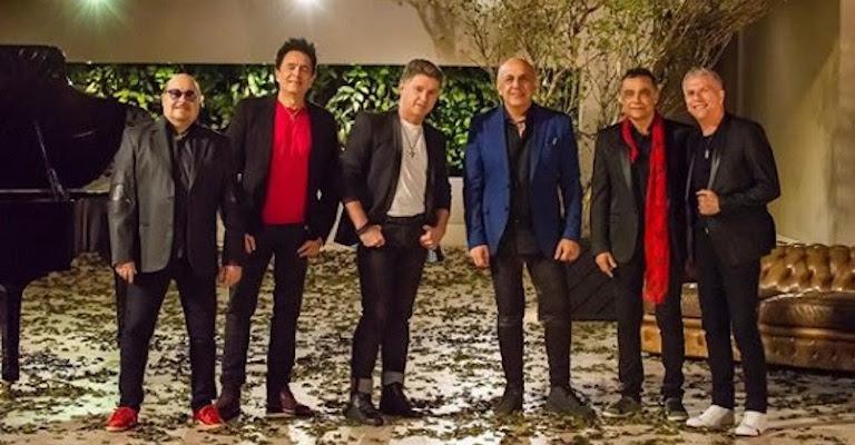 Roupa Nova comemora 40 anos com show no Rio