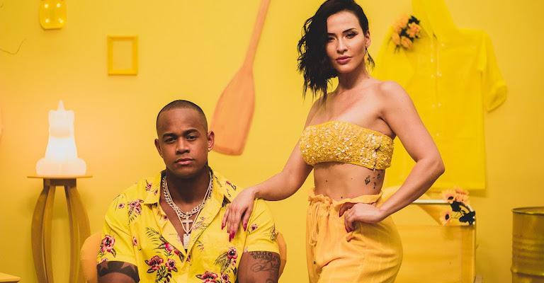 DJ Thascya lança videoclipe com Léo Santana