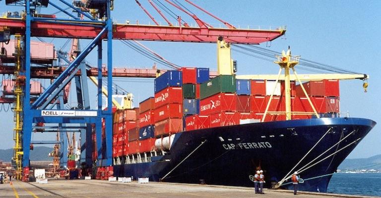 A nova realidade da logística mundial