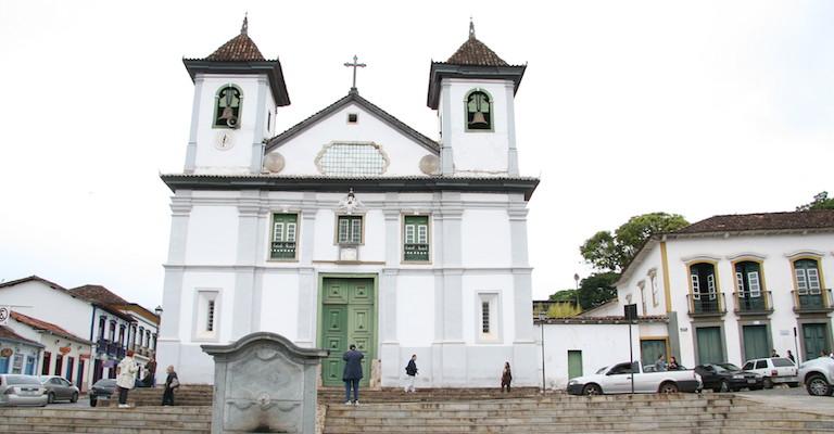 Igrejas serão restauradas em Minas Gerais