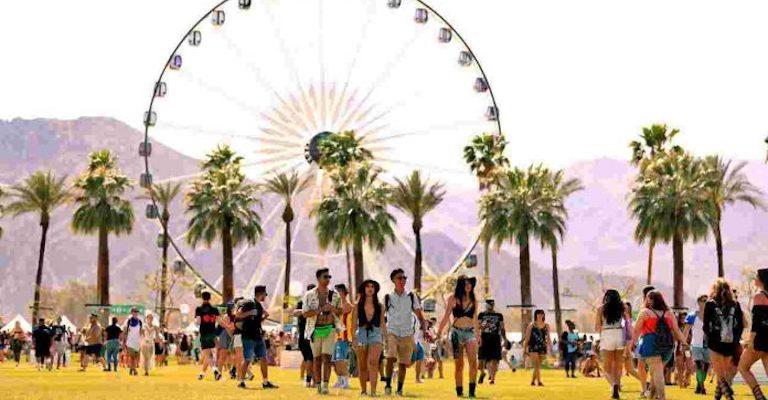 YouTube irá transmitir o Festival de Música Coachella