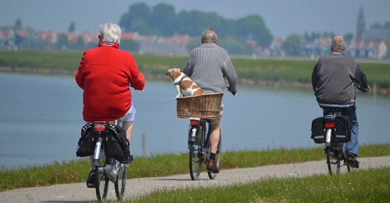 Três maneiras de encarar melhor o envelhecimento