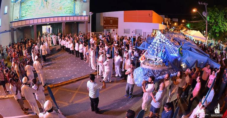 Festa de Nossa Senhora dos Navegantes movimenta SC