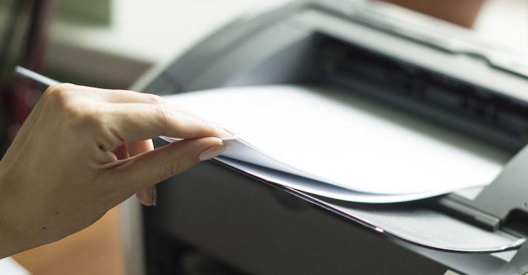 Sustentabilidade impulsiona mercado de impressão