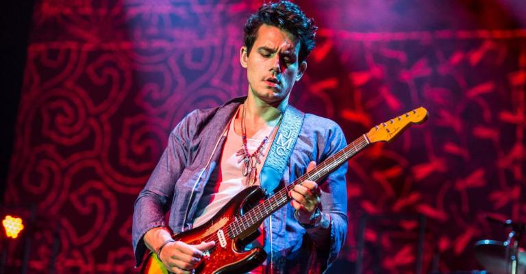 Novo single de John Mayer é divulgado
