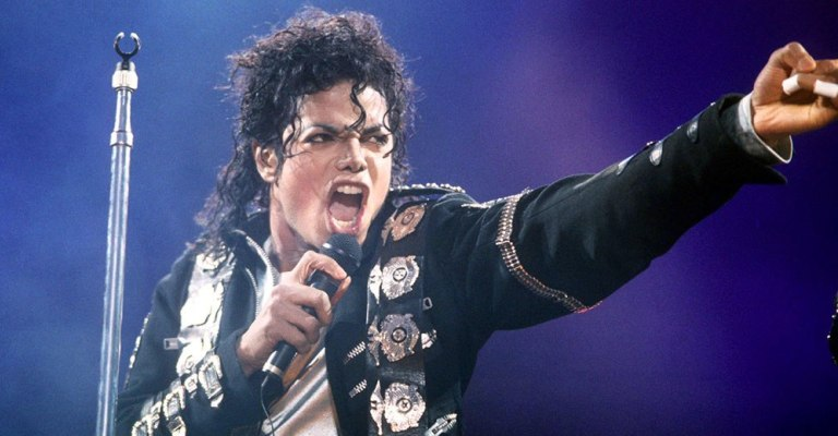 História de Michael Jackson será filmada por Hollywood