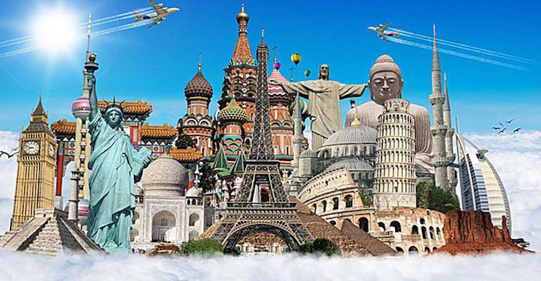 Turismo mundial pode crescer 4% em 2019