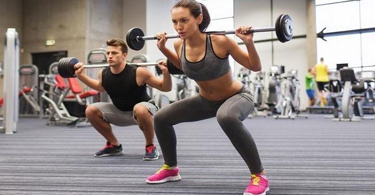 Exercícios para o corpo, preparação para a vida