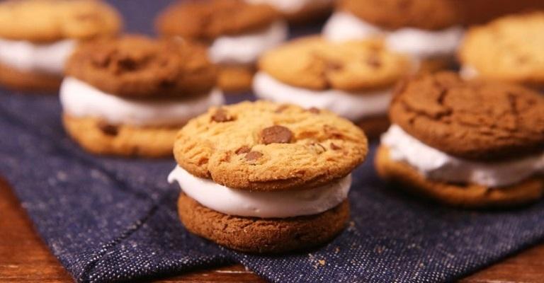 """""""Marshmallow Cookie"""" é a sobremesa para surpreender"""
