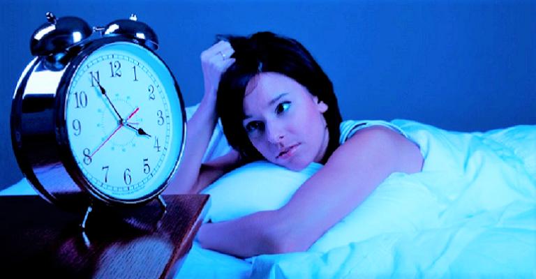 Não consigo dormir!