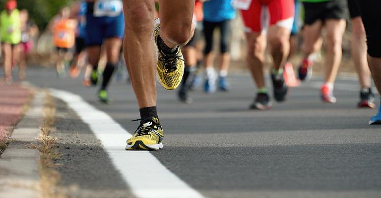 Para não se lesionar em maratonas