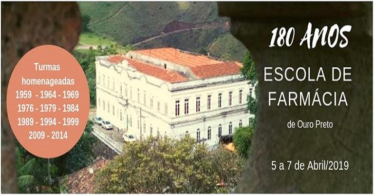 Escola de Farmácia, pioneira na América Latina, completa 180 anos