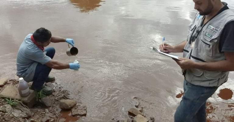 Rio Paraopeba recebe novos pontos de monitoramento