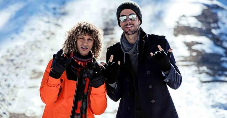 Enrique Iglesias e Jon Z apresentam novo single
