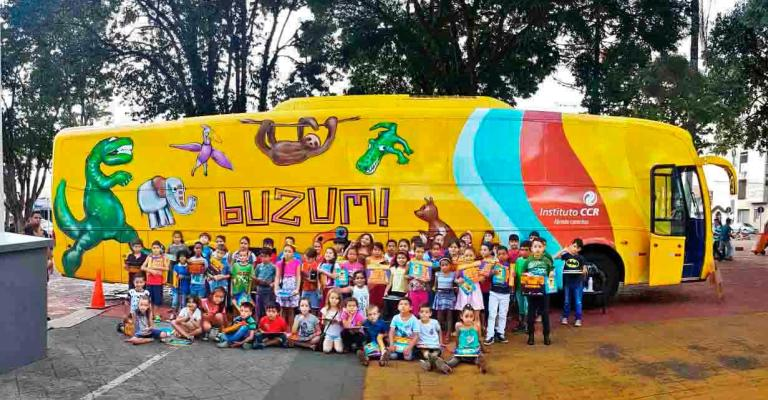 BuZum! estreia 2 espetáculos simultâneos pelo Brasil em 2019