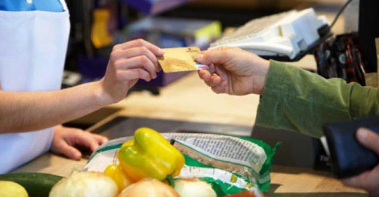 Intenção de consumo das famílias sobe em fevereiro
