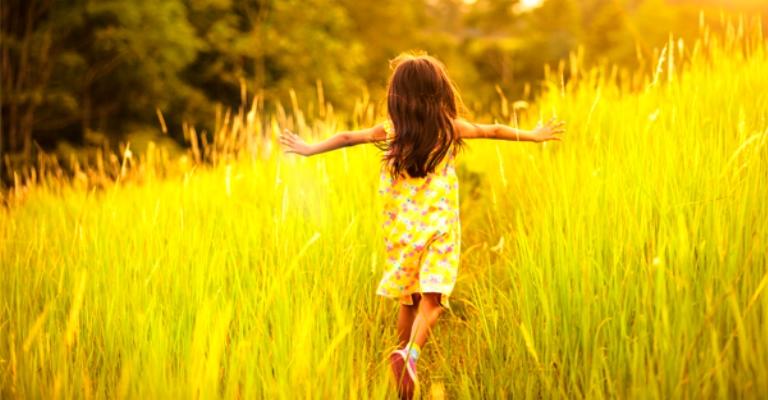 Contato com a natureza na infância estimula aprendizado