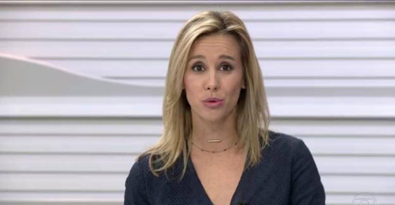 Cristiane Dias do Globo Esporte deixará emissora