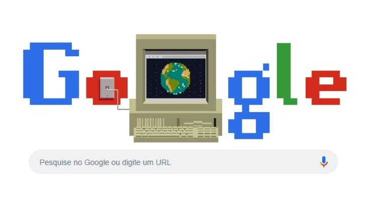 Google comemora 30 anos da criação da Web