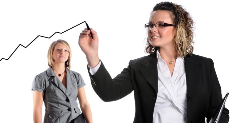 As mulheres no mercado de trabalho