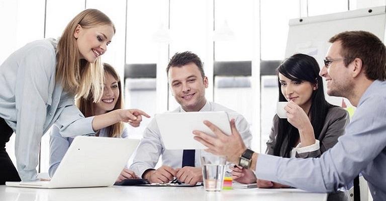 Funcionário feliz é mais produtivo