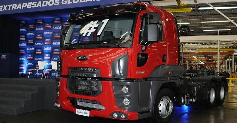 Além do Grupo Caoa, Foton revela interesse em comprar fábrica da Ford Caminhões