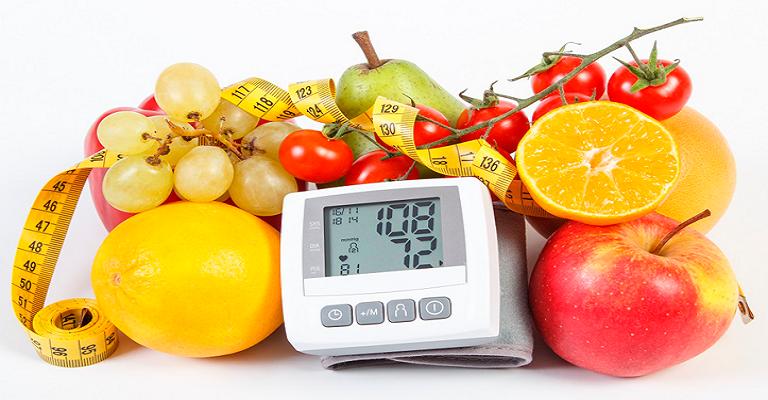 Alimentação como meio de tratamento da hipertensão