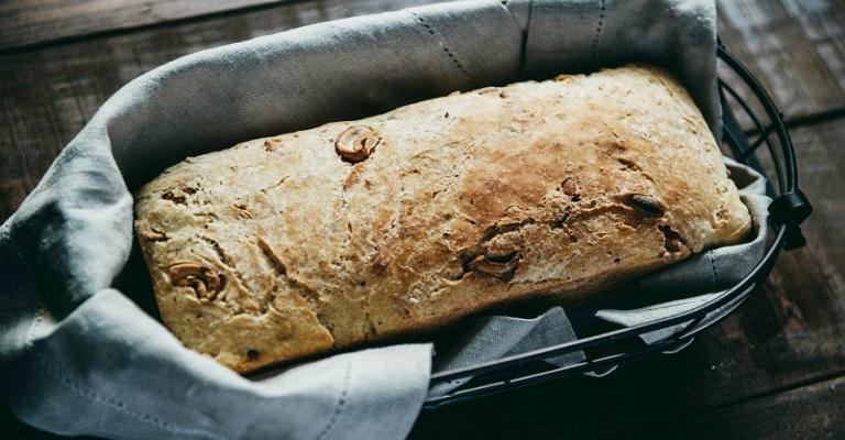 Sem glúten: aprenda a receita do Pão de Castanha do Caju