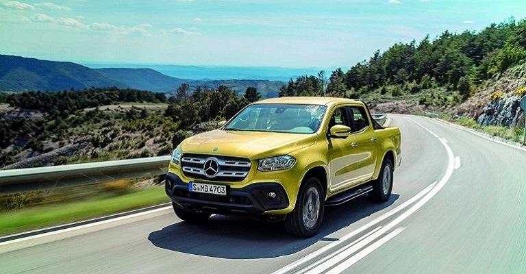 Futuro da picape Mercedes-Benz foi colocado em dúvida