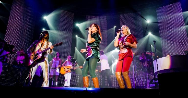 ABBA The Show promete mega apresentação em São Paulo