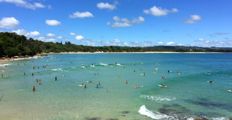Intercâmbio para Austrália tem aulas de surf e yoga