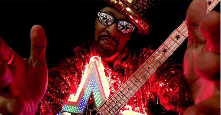Bootsy Collins fará parceria com Mano Brown no Rock in Rio