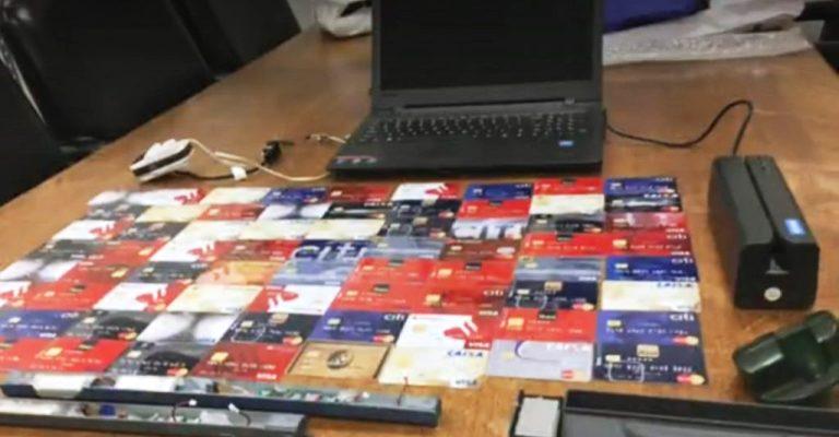 Cartão de crédito clonado é a principal fraude no Brasil