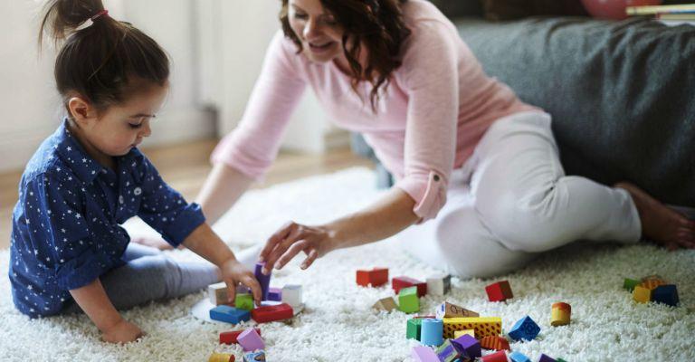Brinquedos fortalecem elo entre pais e filhos