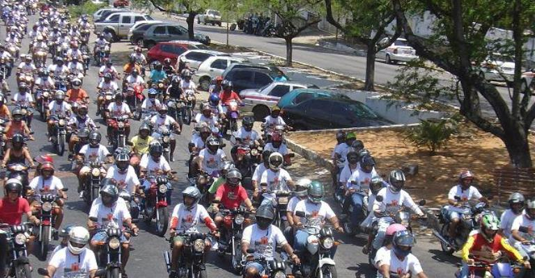 Produção e vendas de motocicletas superam expectativas
